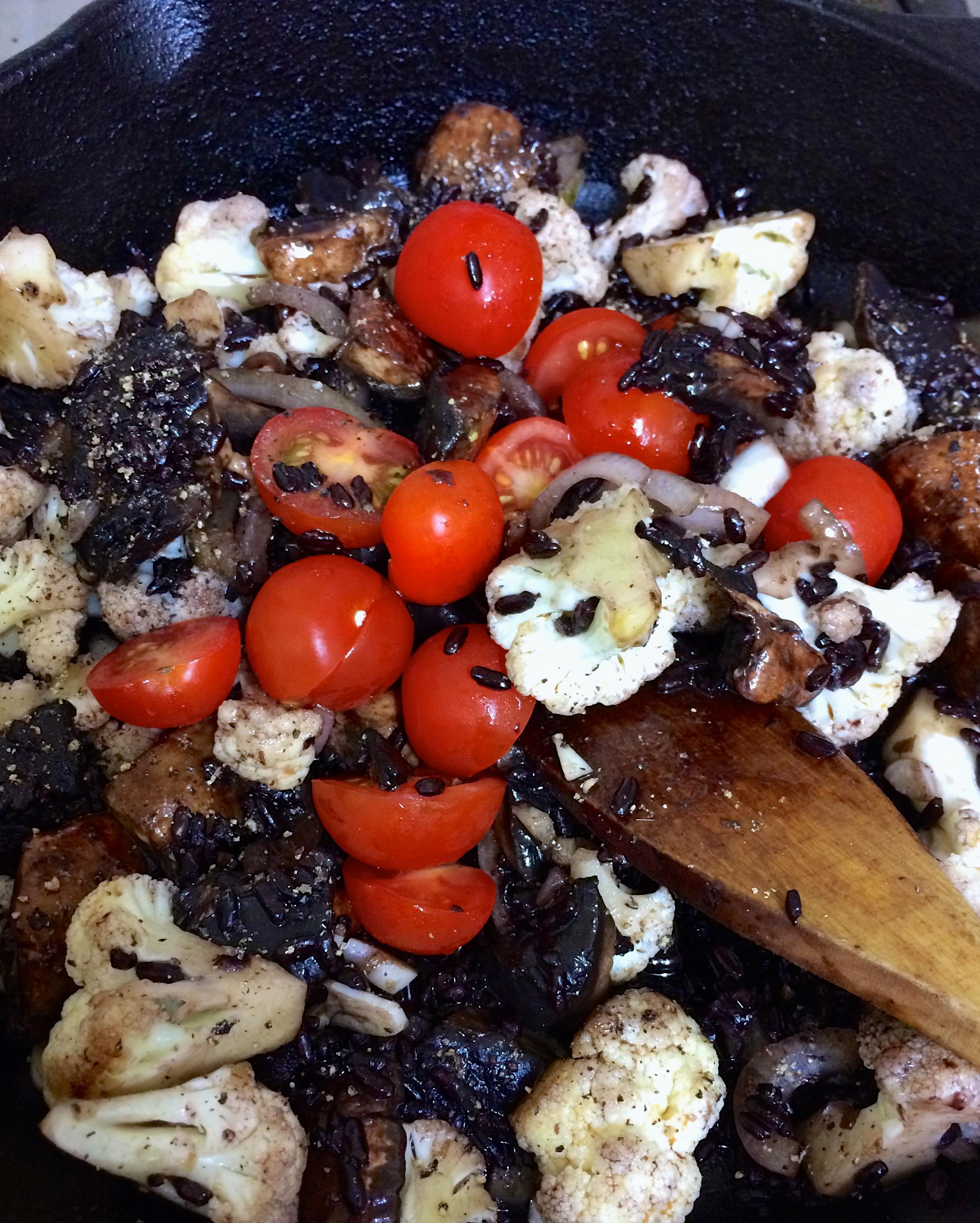 Black Rice Stir-Fry Recipes — Dishmaps